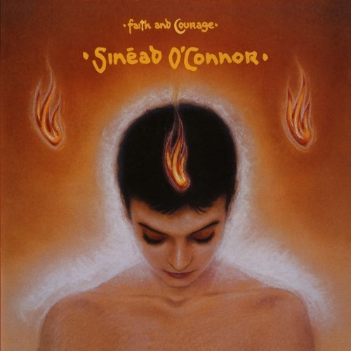 Sinead O'connor Faith & Courage CD R