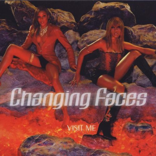 Changing Faces Visit Me CD R