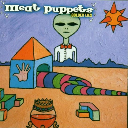 Meat Puppets Golden Lies CD R