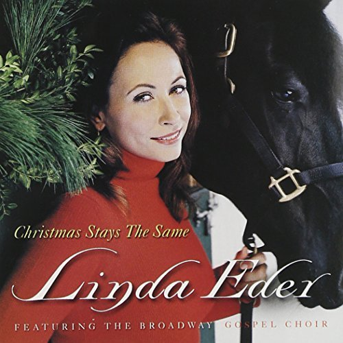 Linda Eder Christmas Stays The Same CD R