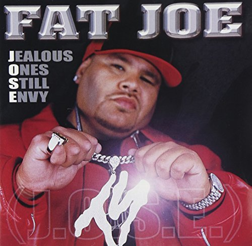 Fat Joe Jealous Ones Still Envy (j.O.S CD R