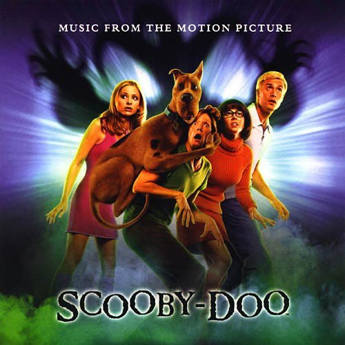 Scooby Doo Soundtrack CD R Baha Men Mxpx Allstars
