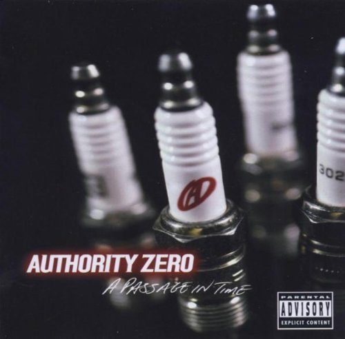 Authority Zero Passage In Time Explicit Version Enhanced CD