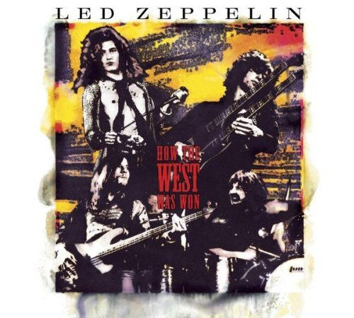 Led Zeppelin How The West Was Won 3 CD