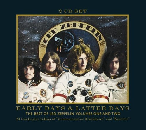 Led Zeppelin Vol. 1 2 Early Days & Latter D 2 CD Set