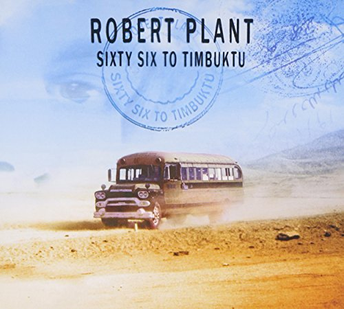Robert Plant Sixty Six To Timbuktu 2 CD Set