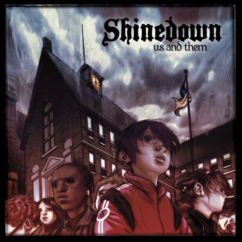 Shinedown Us & Them Lmtd Ed.