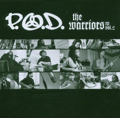 P.O.D. Vol. 2 Warriors Ep CD R