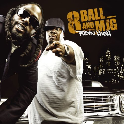 8ball & Mjg Ridin' High CD R