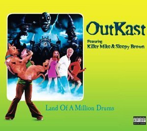 Outkast Land Of A Million Drums Import Gbr Feat. Mike Sleepy Brown