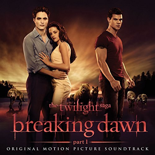 Twilight Breaking Dawn Part 1 Soundtrack