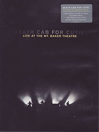 Death Cab For Cutie Live At The Mount Baker Theatr