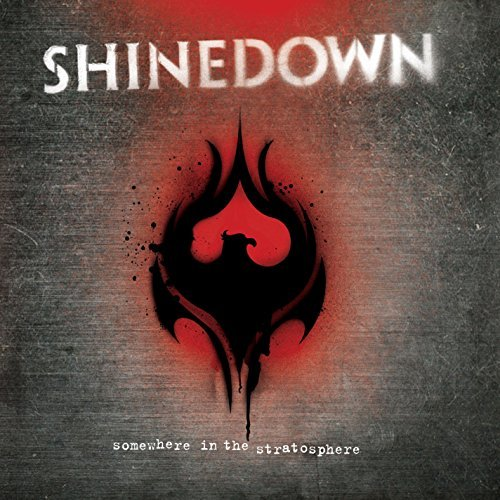 Shinedown Somewhere In The Stratosphere Explicit Version 2 CD 2 DVD