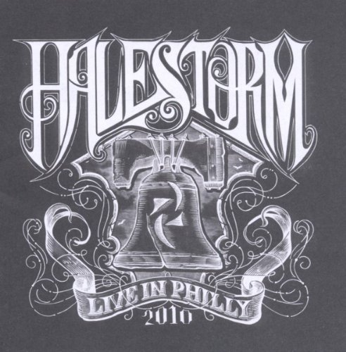 Halestorm Live In Philly 2010 (cd Dvd) Incl. DVD