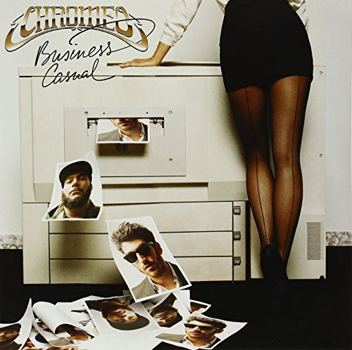 Chromeo Business Casual Explicit Black Vinyl