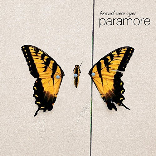 Paramore Brand New Eyes Import Gbr