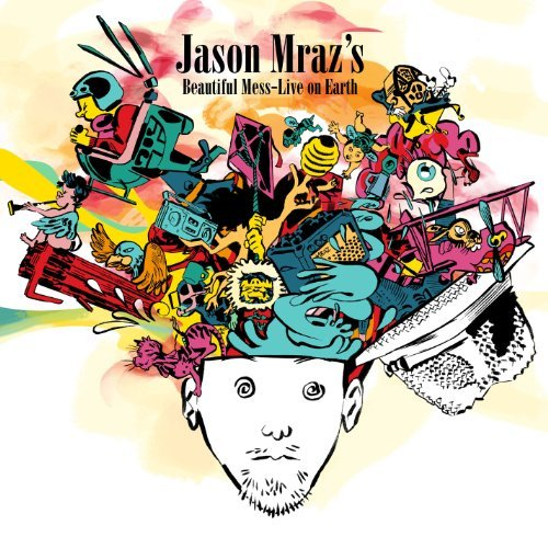 Jason Mraz Jason Mraz' Beautiful Mess Liv Incl. DVD