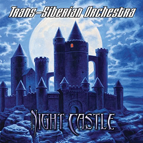 Trans Siberian Orchestra Night Castle 2 CD Set