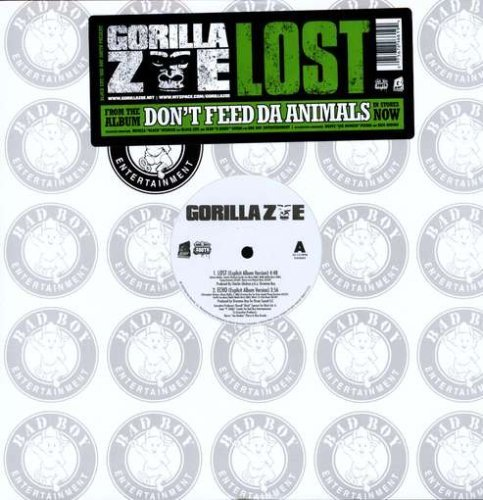 Gorilla Zoe Lost Explicit Version
