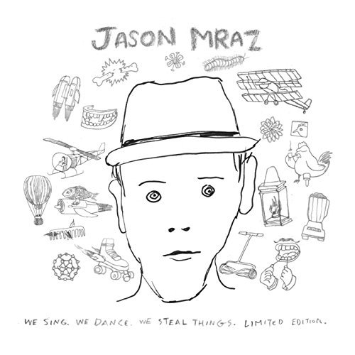 Jason Mraz We Sing. We Dance. We Steal Th Explicit Version 2 CD Incl. DVD