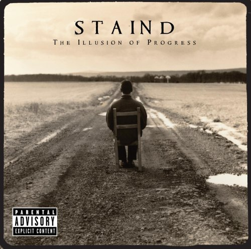 Staind Illusion Of Progress Explicit Version Lmtd Ed.