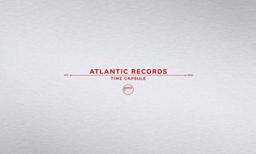 Atlantic Records The Time Cap Atlantic Records The Time Cap Explicit Version Lmtd Ed. 8 CD Incl. 7' Vinyl