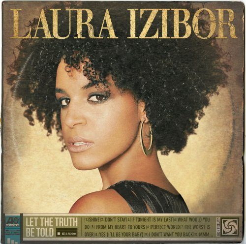 Laura Izibor Let The Truth Be Told Import Eu