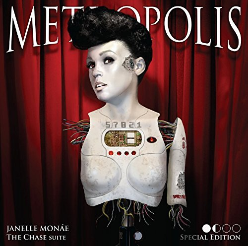 Janelle Monae Metropolis The Chase Suite Special Ed.