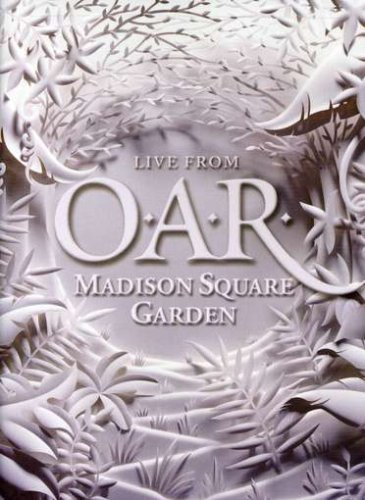 O.A.R. Live From Madison Square Garde 2 DVD