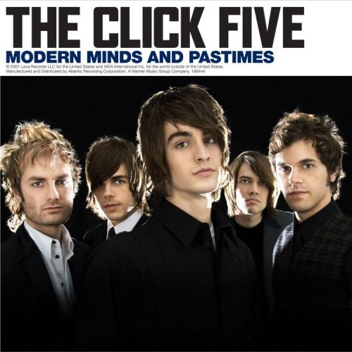 Click Five Modern Minds & Pastimes CD R