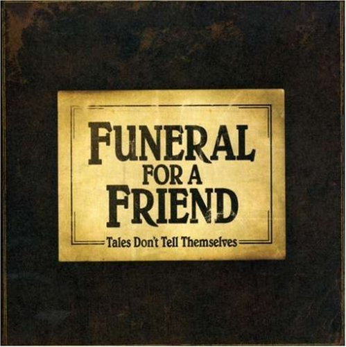Funeral For A Friend Tales Don't Tell Themselves CD R
