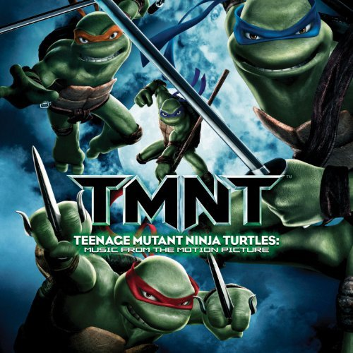 Various Artists Teenage Mutant Ninija Turtles CD R