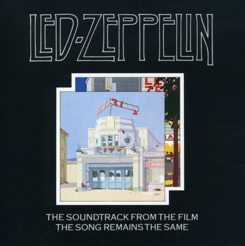 Led Zeppelin Song Remains The Same 2 CD Set