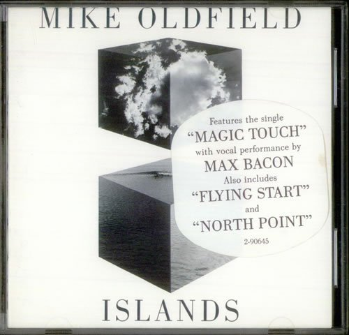 Mike Oldfield Islands