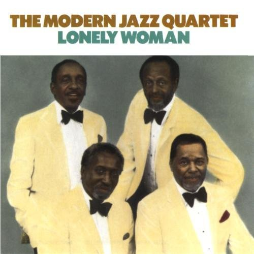 Modern Jazz Quartet Lonely Woman CD R