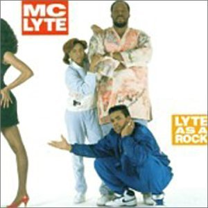 Mc Lyte Lyte As A Rock CD R