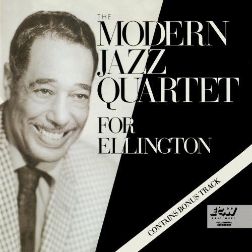 Modern Jazz Quartet M.J.Q. For Ellington CD R