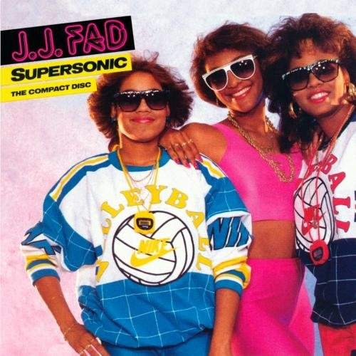 J.J. Fad Supersonic CD R