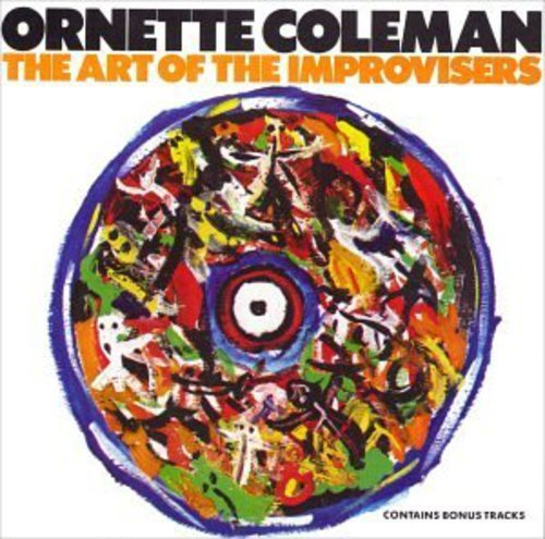 Coleman Ornette Art Of The Improvisers