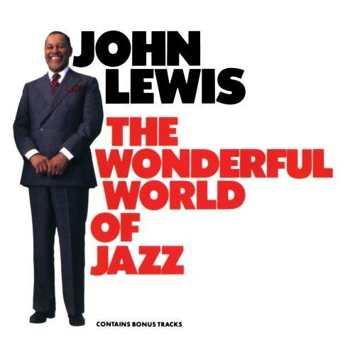 John Lewis Wonderful World Of Jazz CD R