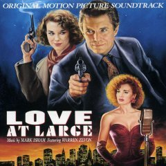 Mark Isham Raincity Industrial Art Ensemble Anne A Love At Large Original Motion Picture Soundtrack