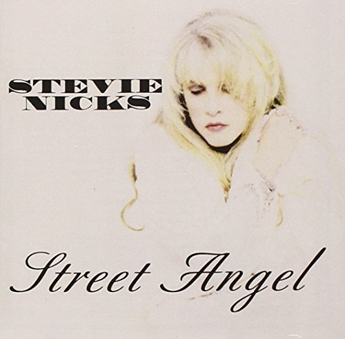 Stevie Nicks Street Angel CD R