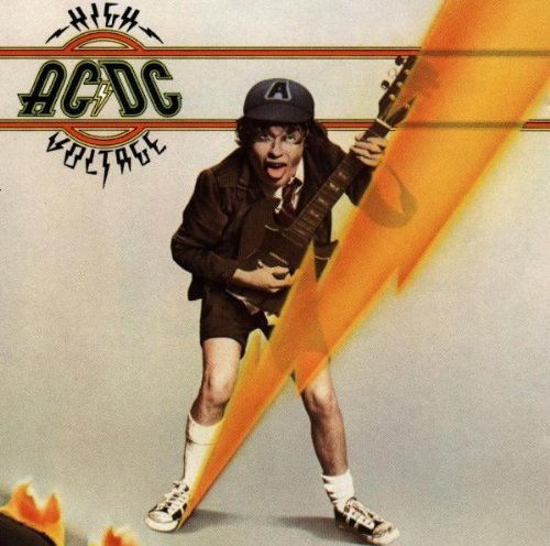 Ac Dc High Voltage Remastered