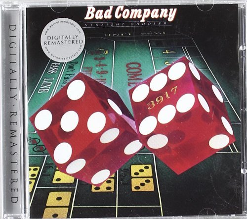 Bad Company Straight Shooter Remastered
