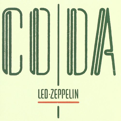 Led Zeppelin Coda Remastered