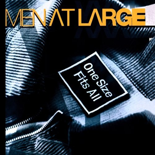 Men At Large One Size Fits All CD R