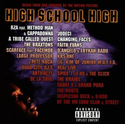 High School High Soundtrack Explicit Version