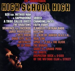 High School High Soundtrack Clean Version