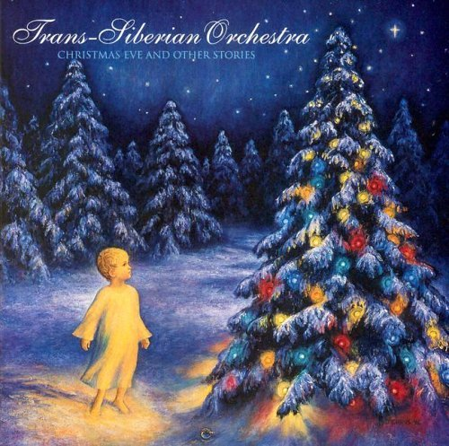 Trans Siberian Orchestra Christmas Eve & Other Stories