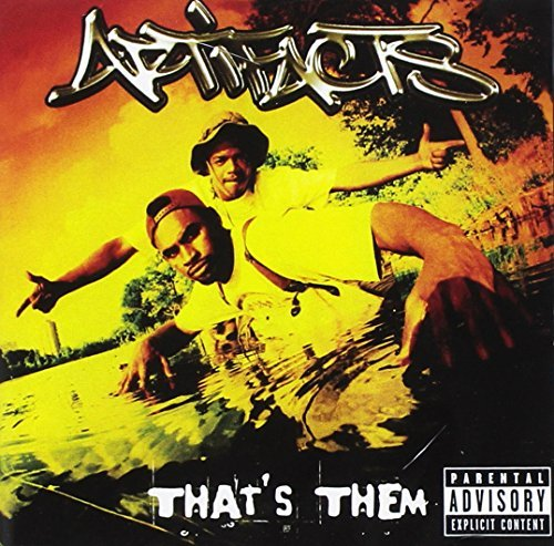 Artifacts That's Them CD R